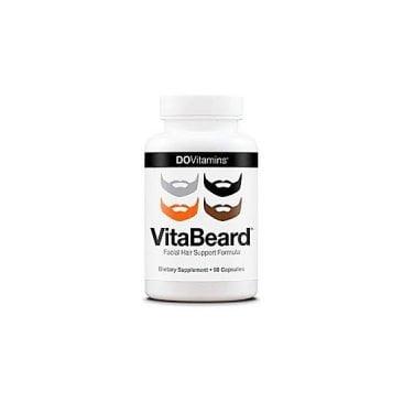 Витамины VitaBeard коробочка