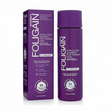 Шампунь для роста волос Foligain 2% Trioxidil женский