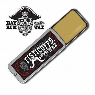 Воск для усов Bay Mustache Rum Wax