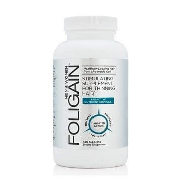 Витамины для роста волос Foligain