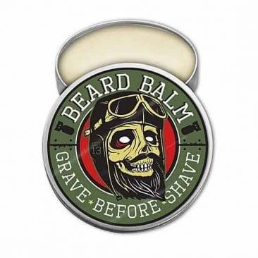 Бальзам для бороды Grave before shave BOMB TIN