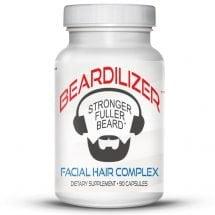 Витамины для роста бороды Beardilizer