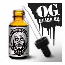 Бальзам для роста бороды GRAVE BEFORE SHAVE OG