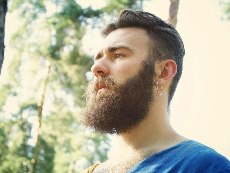 Ускоренный рост бороды