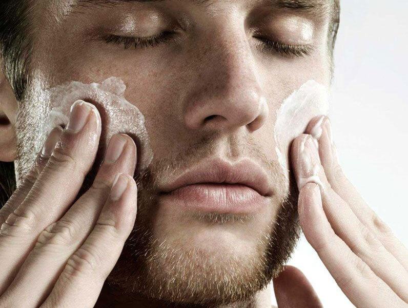 Использование крема для роста бороды