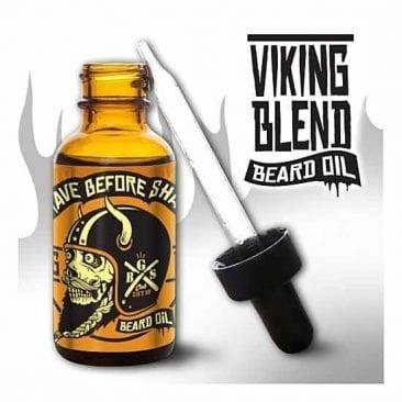 Бальзам для роста бороды GRAVE BEFORE SHAVE viking beard