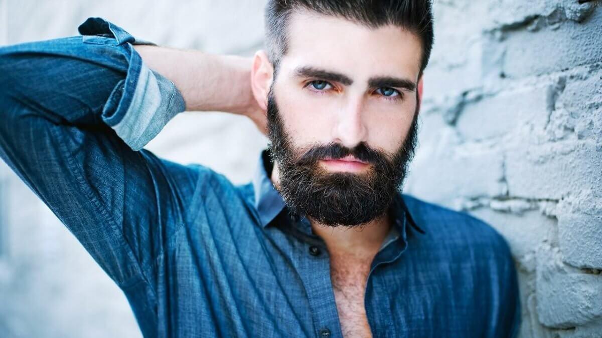 Как правильно отрастить густую бороду