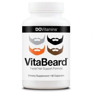 Витамины для роста бороды VitaBeard