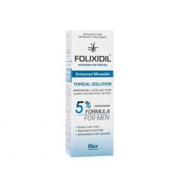 Коробка Фоликсидил 5% концентрации для мужчин
