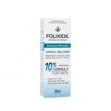 Коробка Фоликсидил 10% концентрации для мужчин