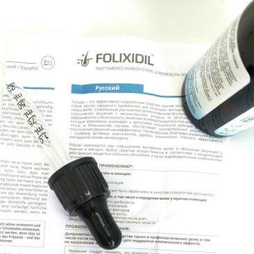 Folixidil 15% инструкция русский язык