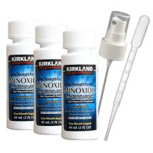 Комплект Minoxidil Kirkland 5% на 3 месяца