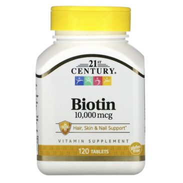 Витамины Biotin 10000 mcg MinoMax