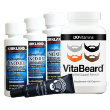 Крема, лосьоны и спреи для роста бороды
